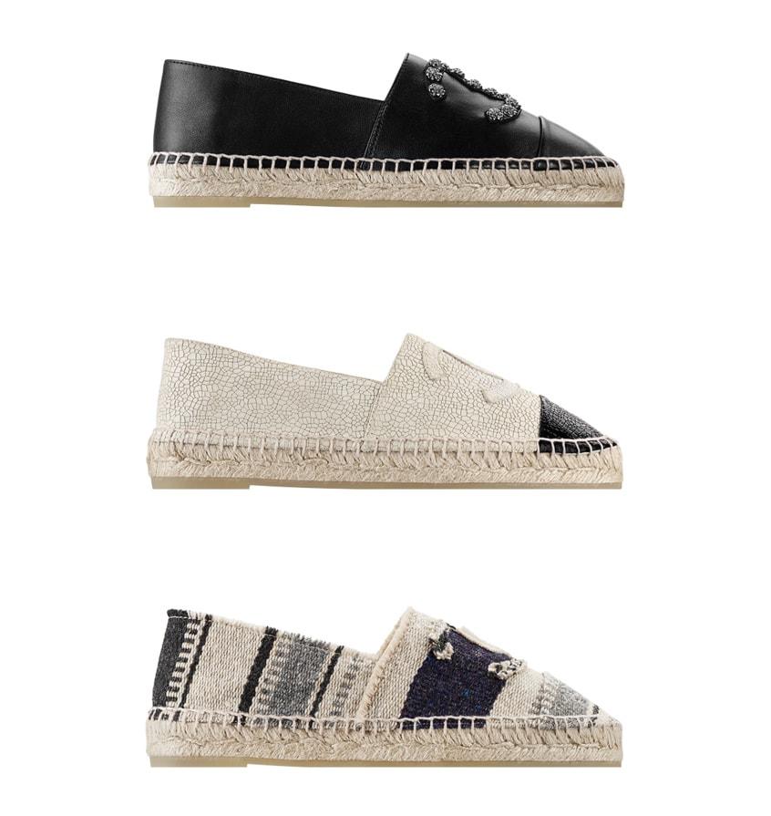 prezzo competitivo 7a59a 08788 Espadrillas Chanel, prezzi, colori e modelli 2014