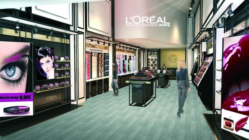 Milano flagship L'Oréal Paris