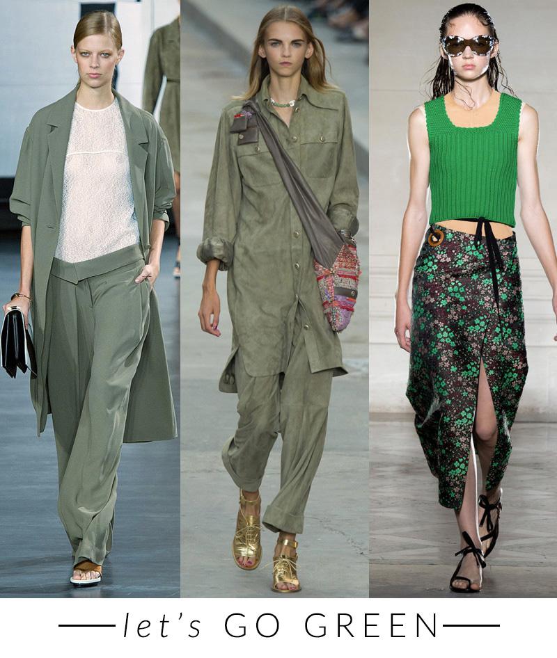 verde trend moda primavera estate 2015 fashion blogger elena schiavon