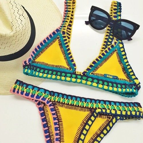 Bikini Kiini Bea Ferri E Fantasia Per I Costumi Alluncinetto Che