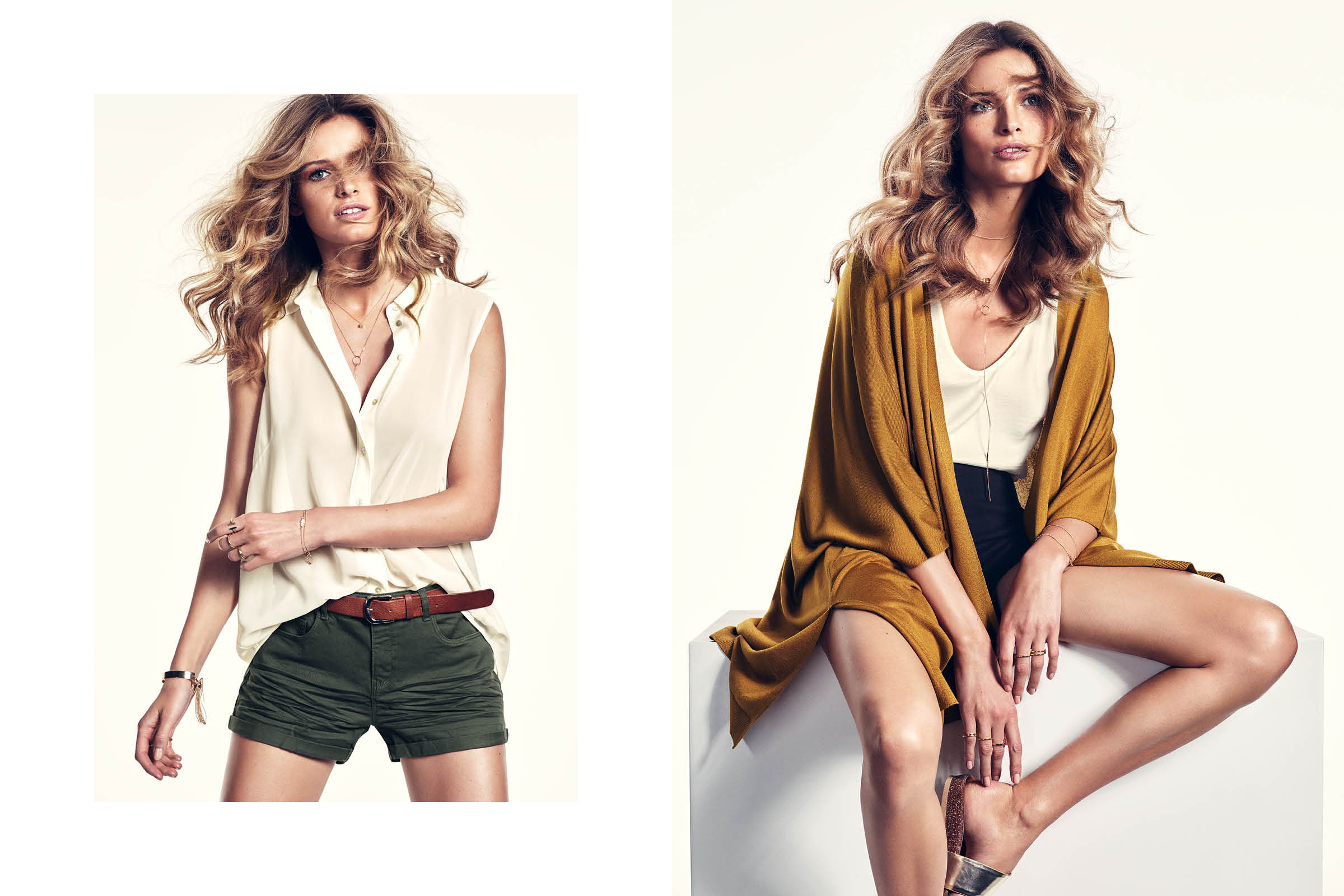 H&M Conscious Collection Primavera 2015