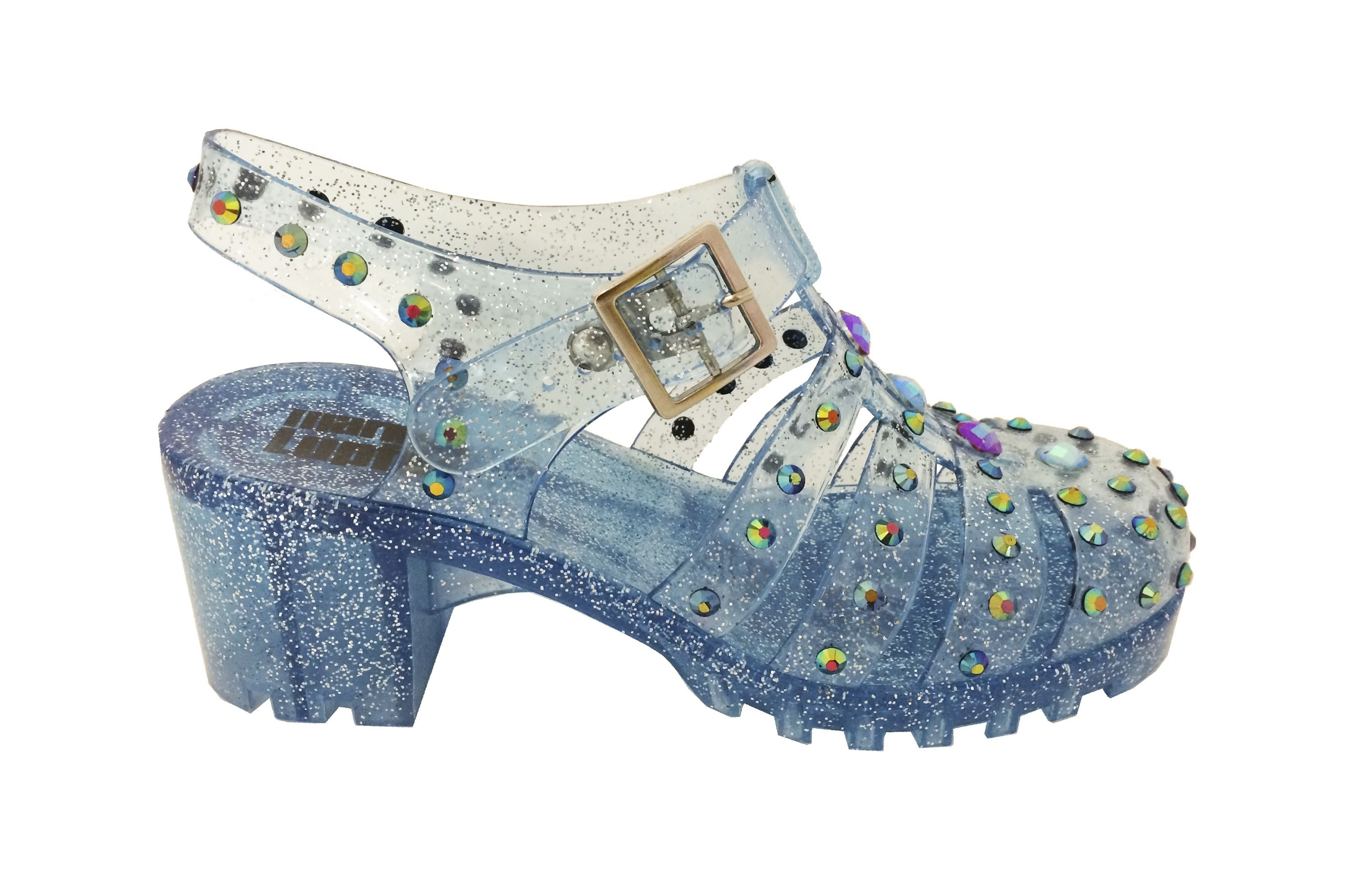 Jelly shoes per l estate 2015  i sandaletti in gomma sono tornati a80ed992ca3