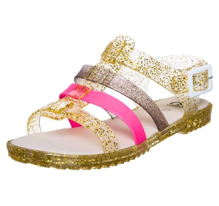 sandali gomma glitter zalando