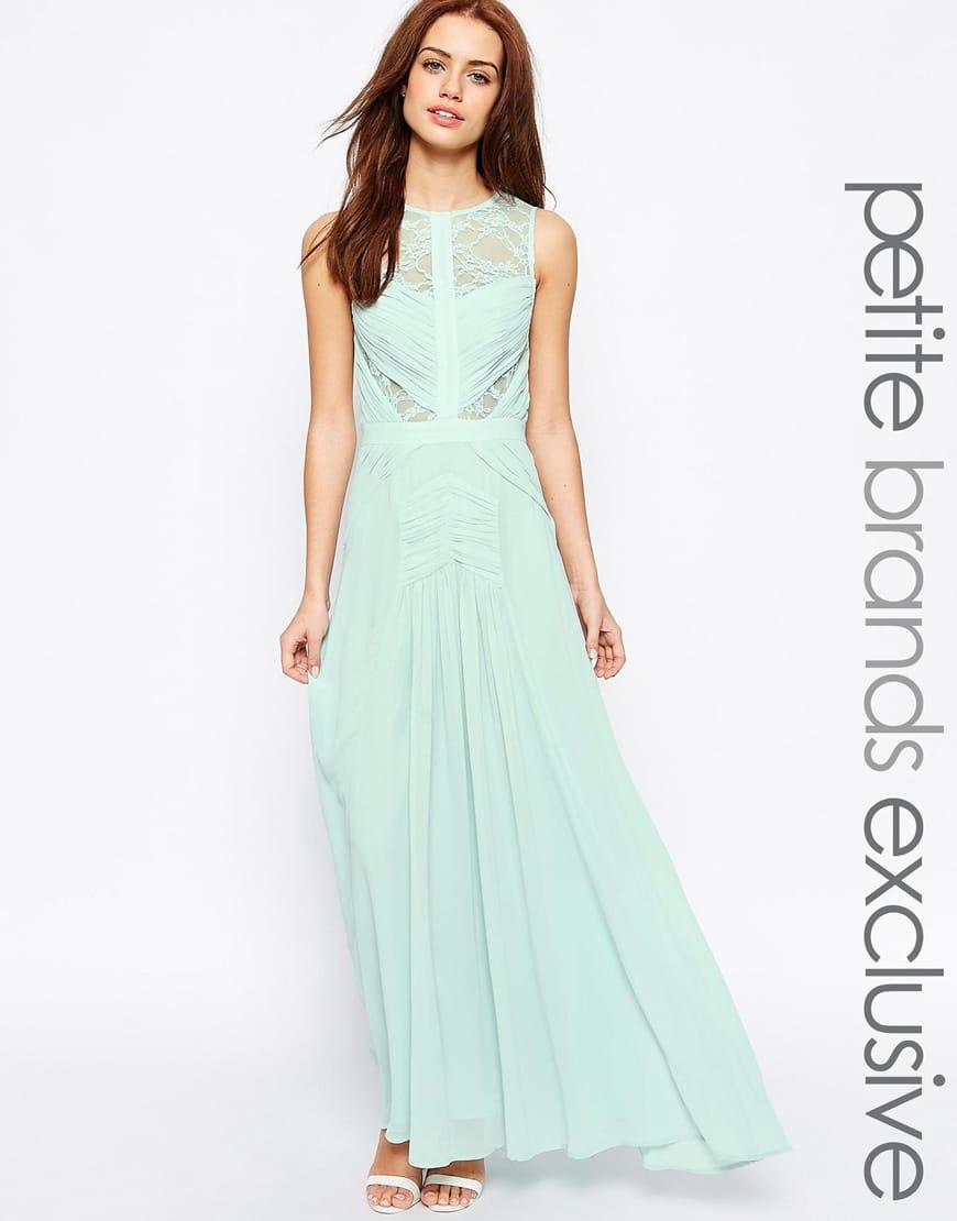 bb43e651578c Vestiti per matrimonio  100 idee tra abiti pastello