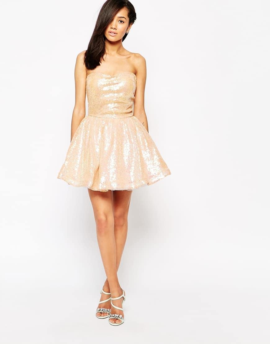 best service fdf1d 943c6 Vestiti per matrimonio: 100 idee tra abiti pastello, lunghi ...