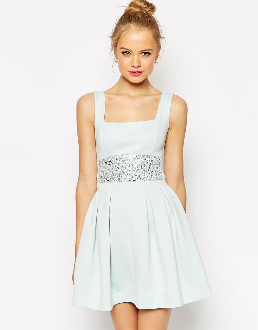 Vestiti per matrimonio  100 idee tra abiti pastello 073e151adf8