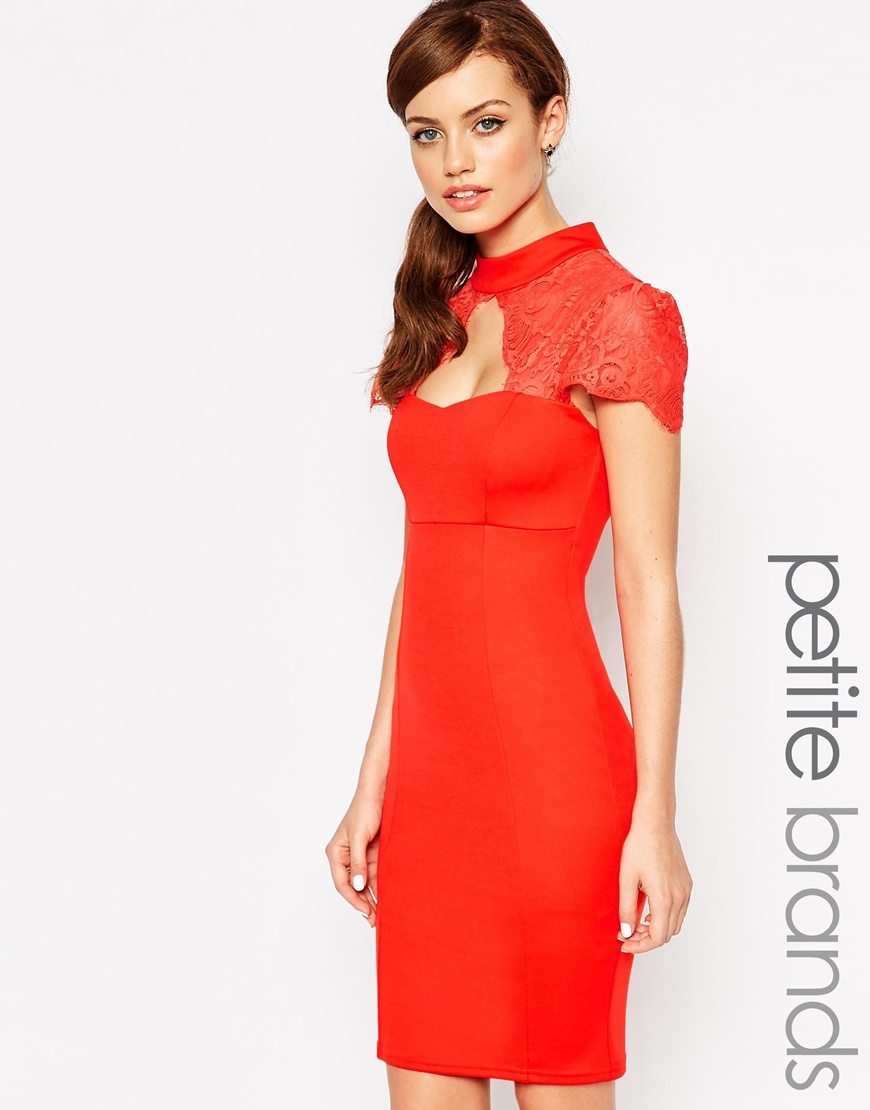 ... su Asos) 6  Vestito longuette di Lipstick Boutique 593ee40f3fb