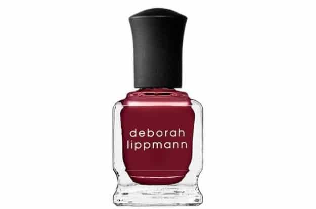 Smalto Deborah Lippmann, tonalità lady is a tramp (18 $ sullo store online)