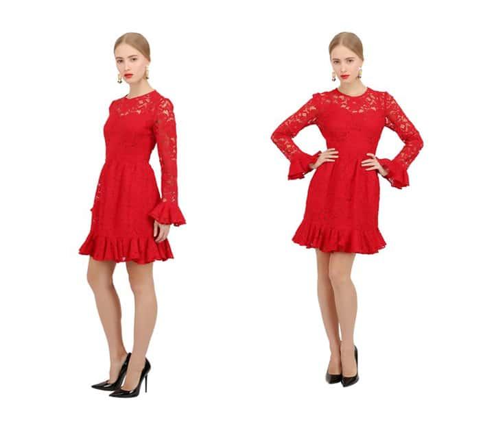 abito-dolce-gabbana-rosso