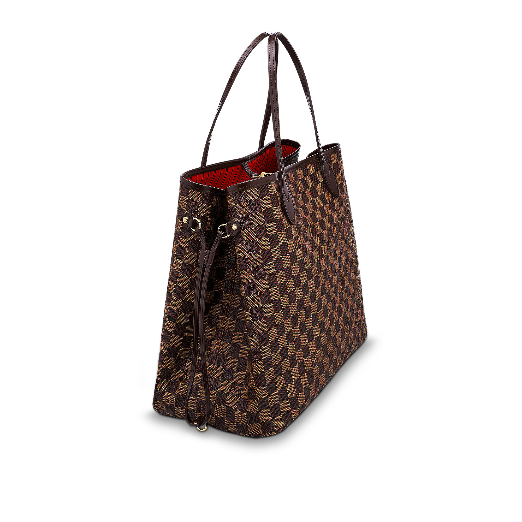 neverful gm Tela Damier Ebène