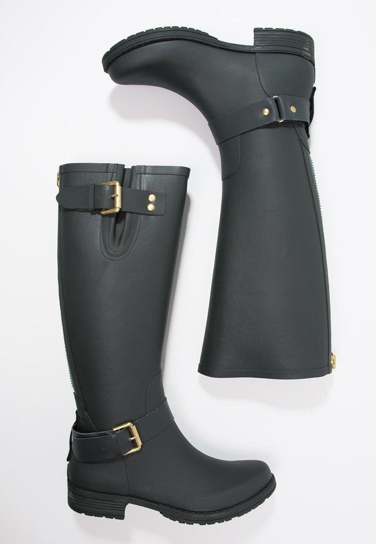Gioseppo pachuca stivali di gomma marrone zalando neri