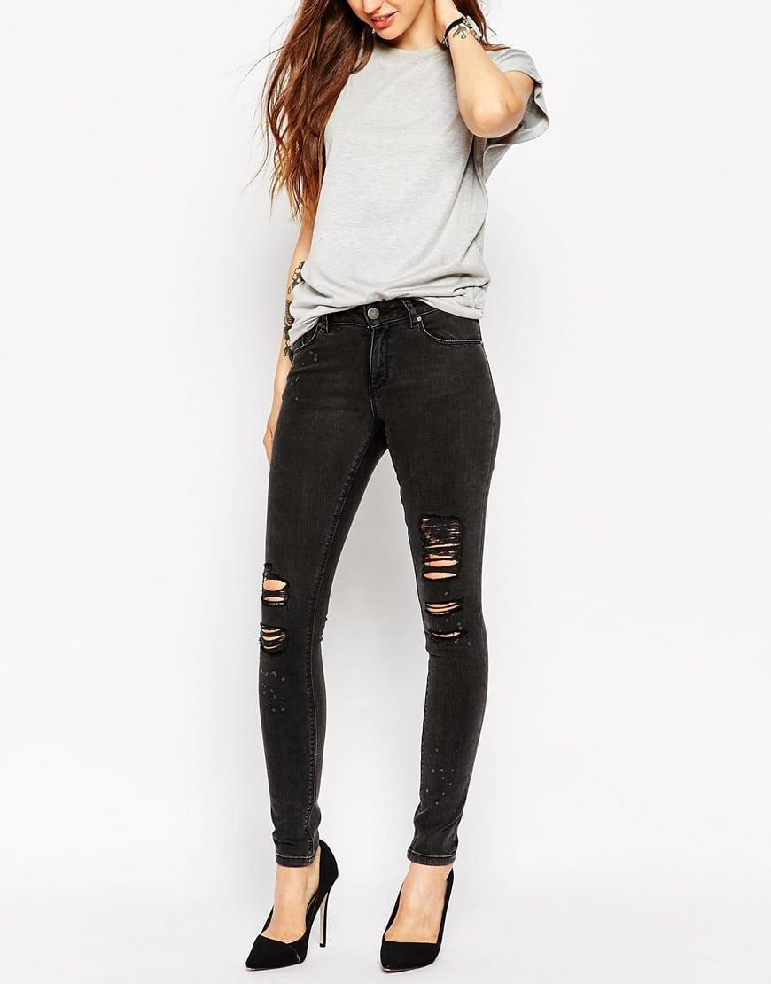 3_jeans strappati donna