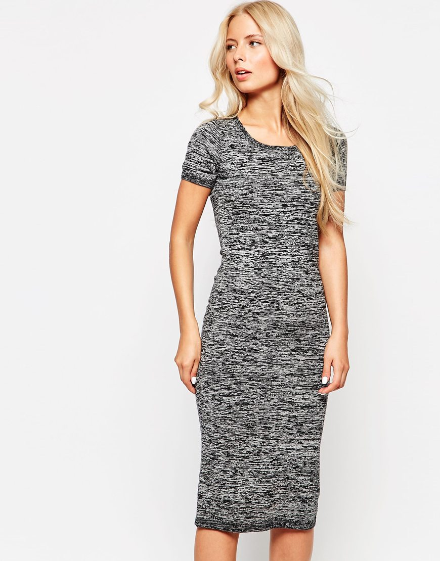 5_Vestito longuette French Connection, in maglina di media pesantezza (114,99€ su Asos)
