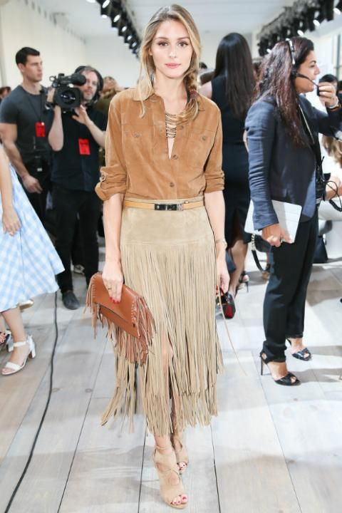 Cappotti in sherling e suede olivia palermo aquazurra gonna michael kors