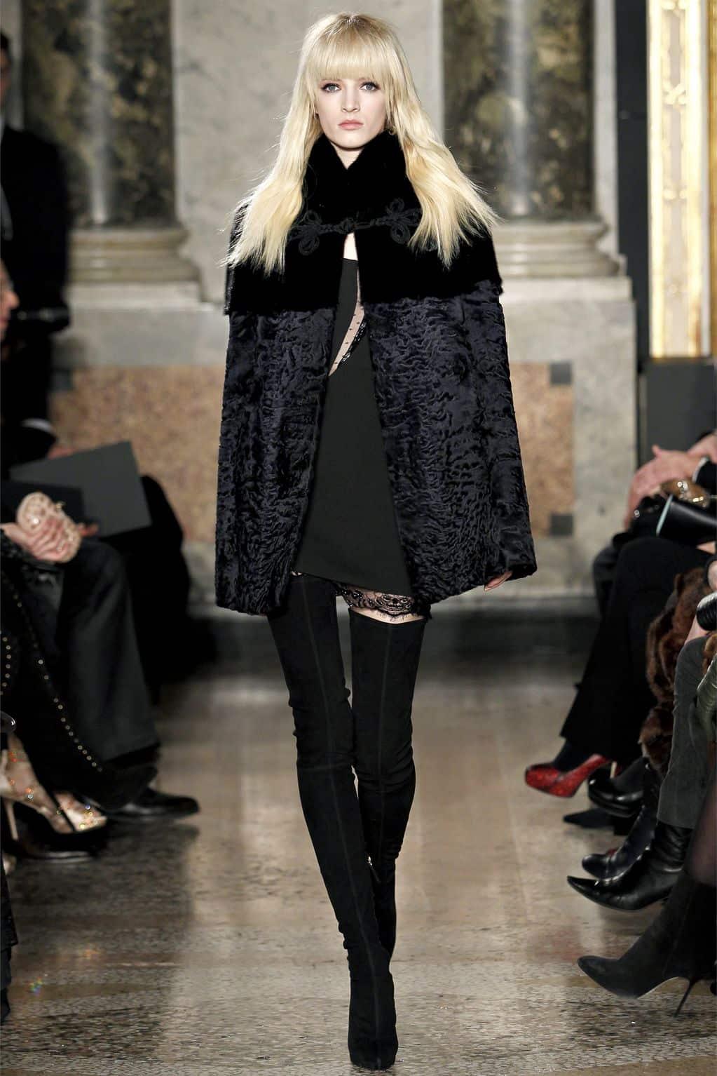 Stivali super stretch della collezione AutunnoInverno 2014 di Pucci