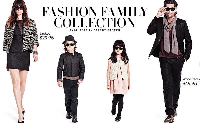 Fashion Family HM 2012