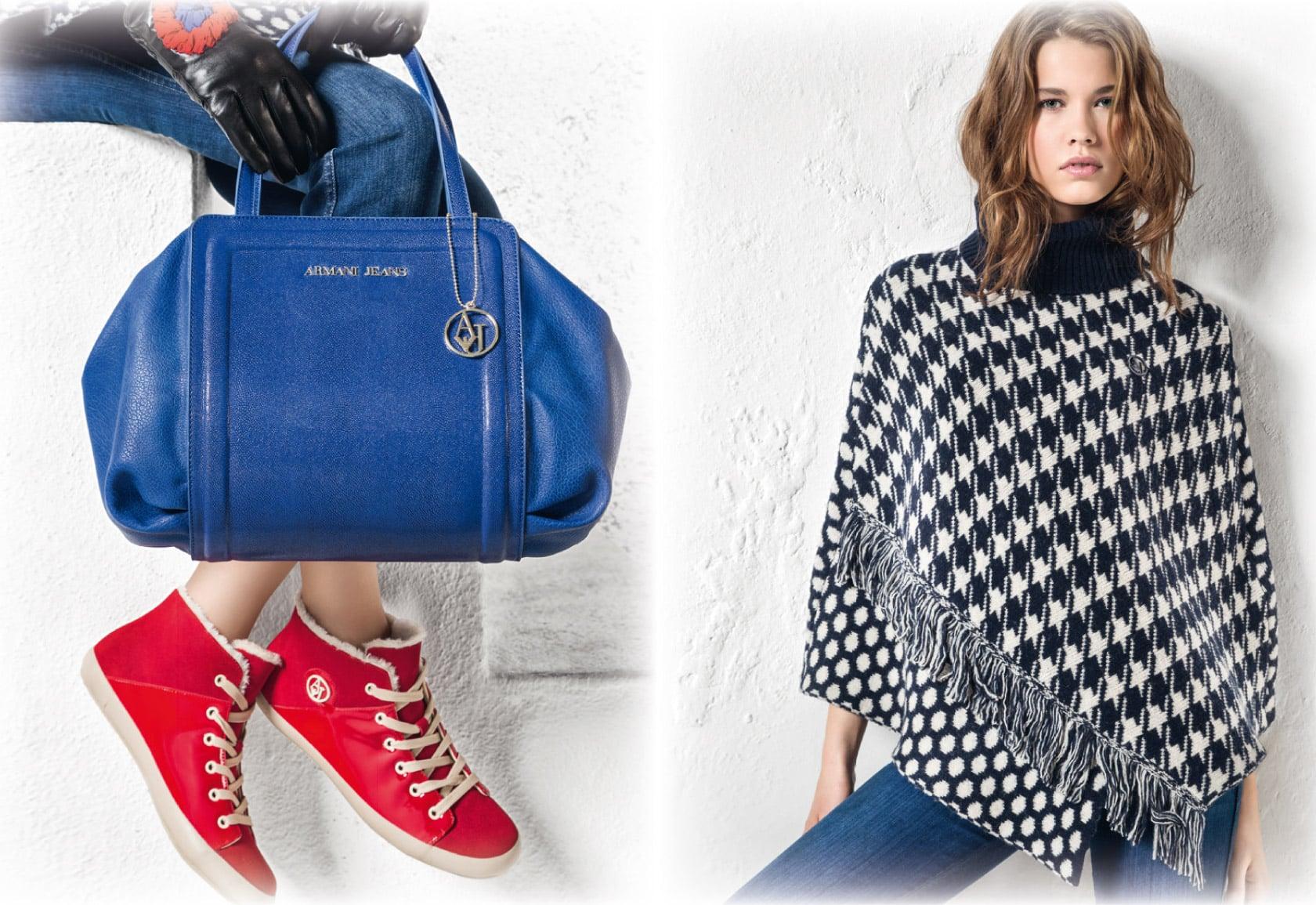 new product 2af68 933d3 Armani Jeans la collezione autunno/inverno 2015-2016