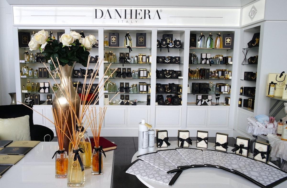 Danhera Italy, i prodotti di lusso per la cura della casa