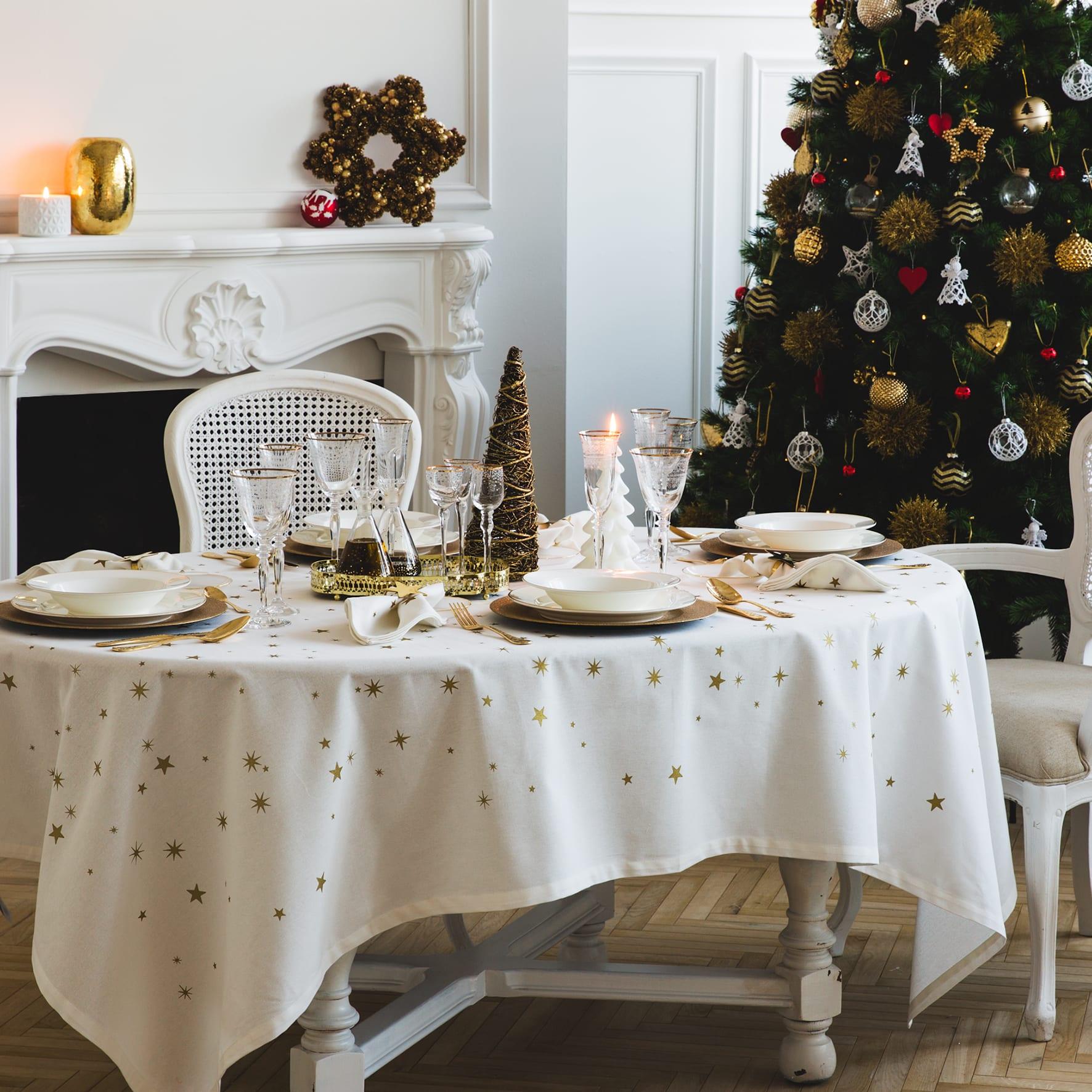 Tavola di Natale elegante