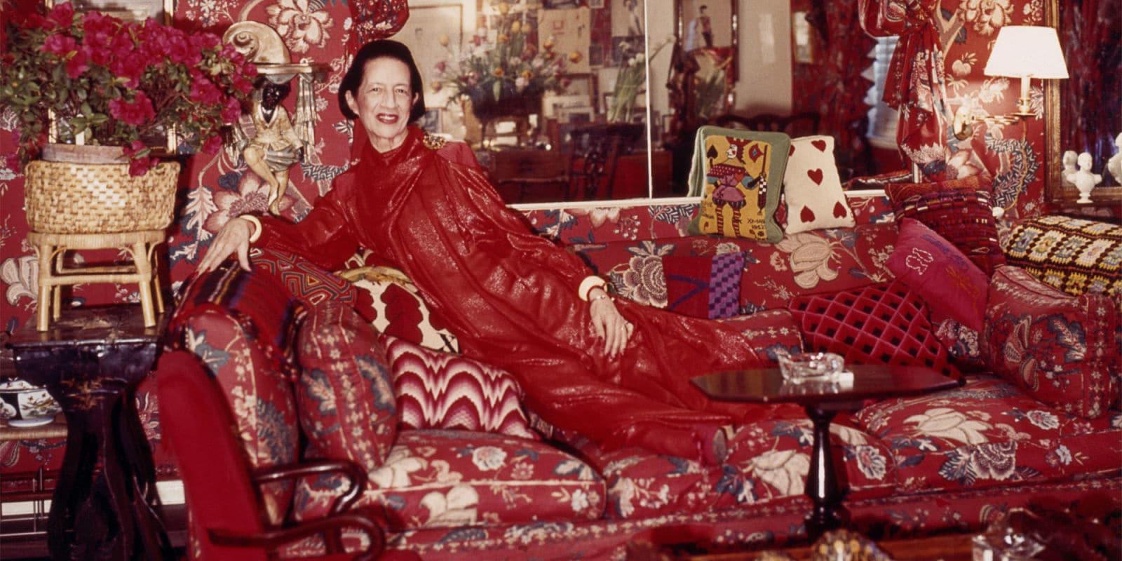 50 fashion quotes Impulsemag diane vreeland