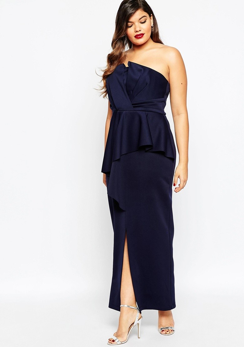 8 Holiday party look abiti curvy