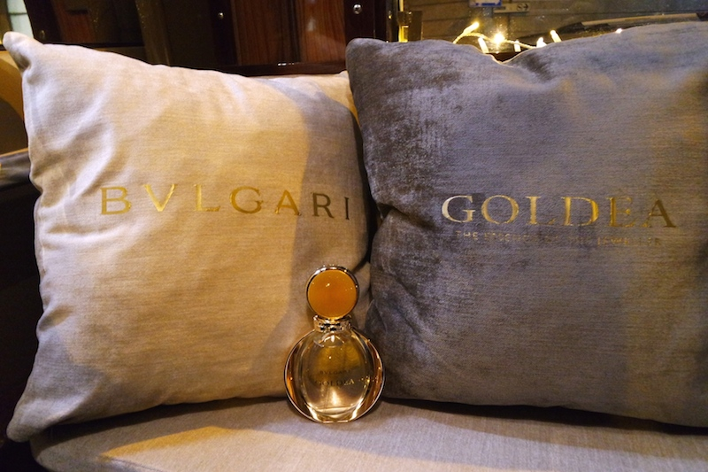 bulgari goldea review
