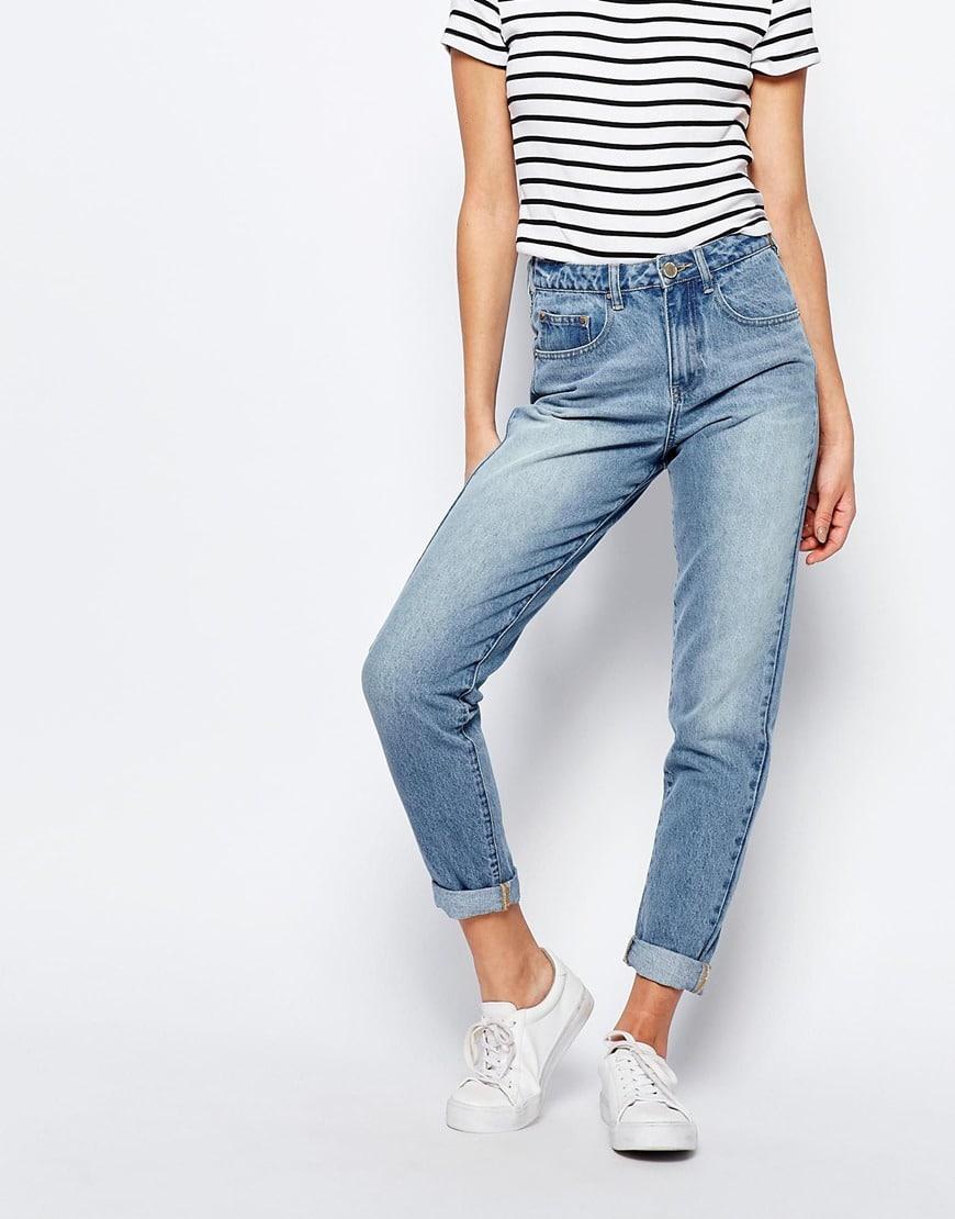 mom jeans abbinamenti