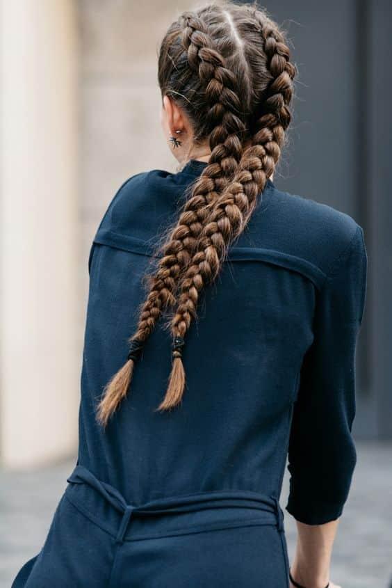 boxer braids trecce doppie