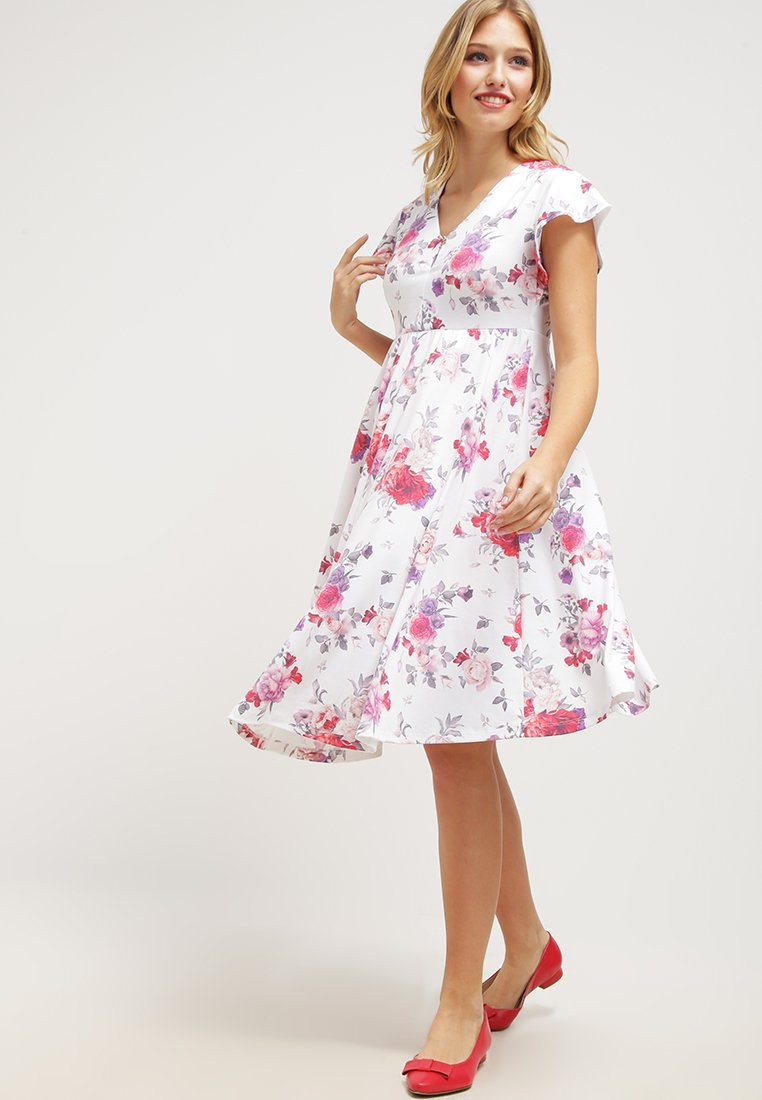Come vestirsi in gravidanza: vestiti eleganti e da cerimonia
