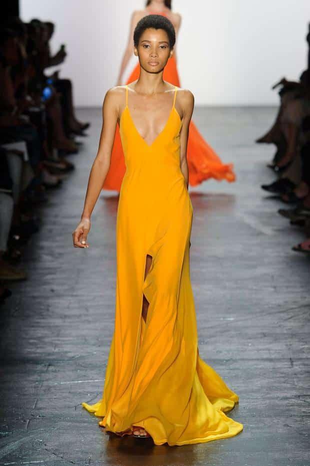 hot sale online 32a50 4d22e Vestiti eleganti per la primavera: i colori e i trend del ...