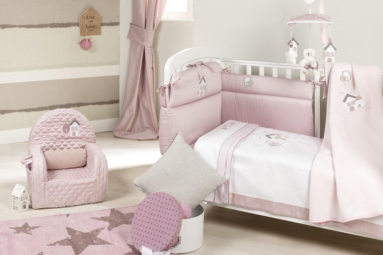 Camerette Per Neonati Rosa : Come scegliere la cameretta per i bambini e la nuova collezione di