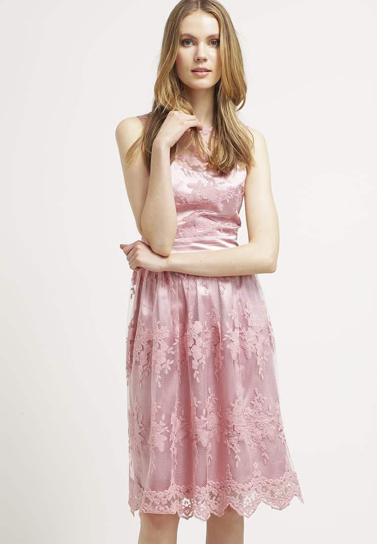 vestito rosa primavera 2016