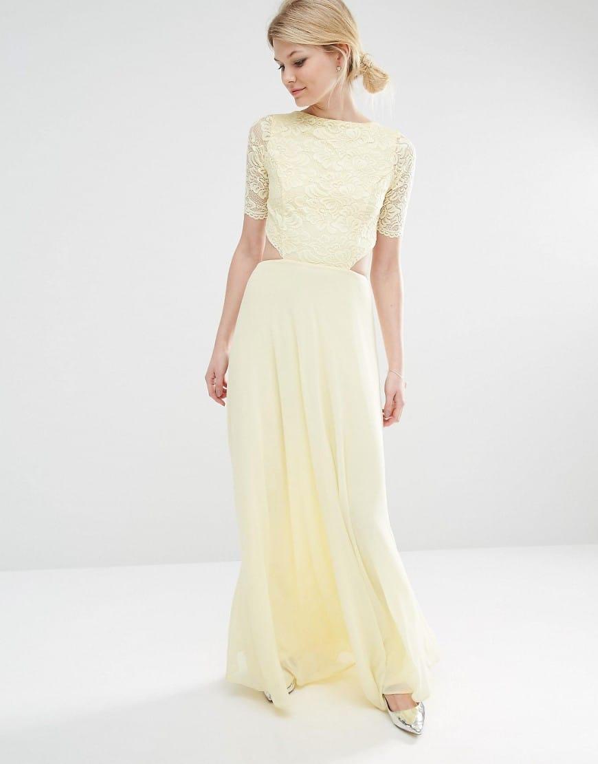 best website bb0be 4521f Vestiti estivi da cerimonia lunghi e corti in colori pastello