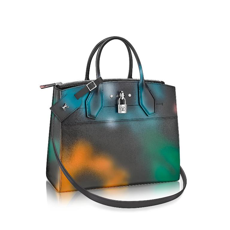 Louis vuitton borse autunno 2016 City Streamer Hologram MM