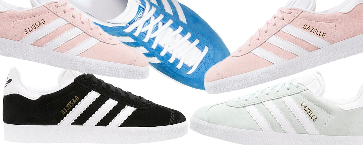 How I Style my Adidas Gazelle Sneakers | Idee vestito