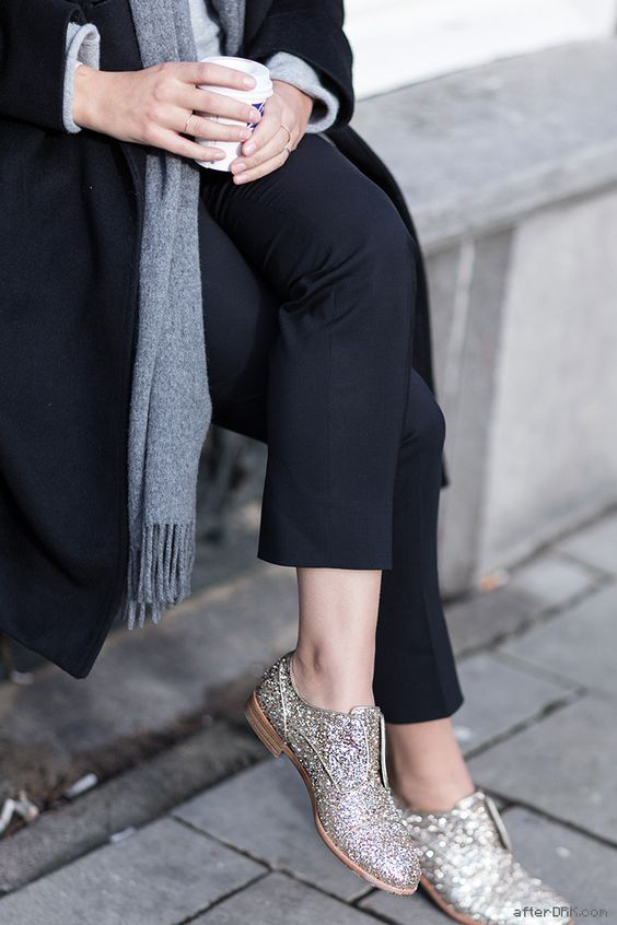 scarpe metalliche consigli