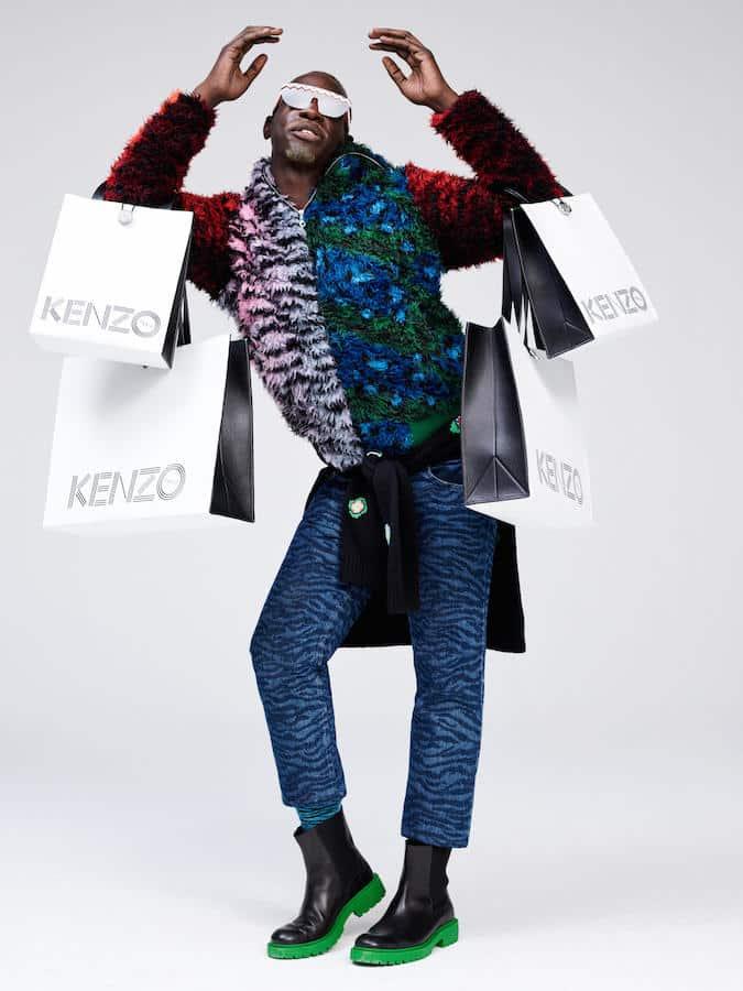 kenzo H&M prezzi e catalogo