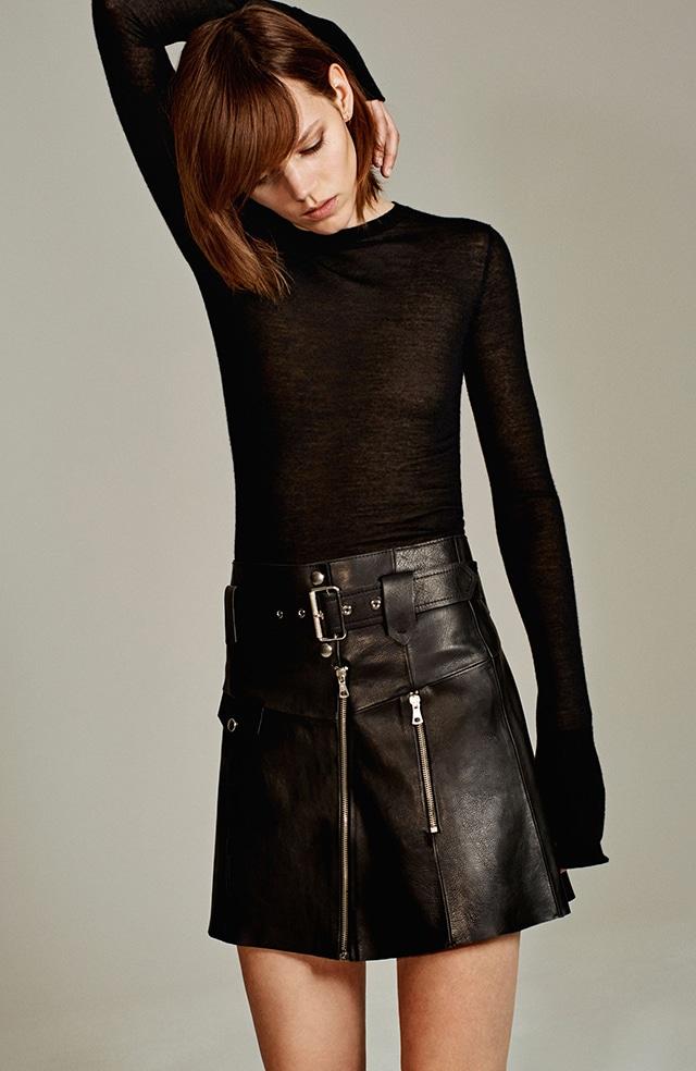 the best attitude 4d84b e9255 Zara Studio, la linea per chi ama Céline ma vuole spendere ...