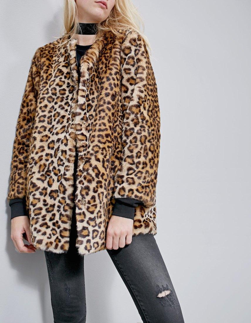Come indossare il cappotto animalier  consigli e idee 41c32f1900e