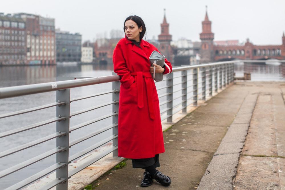 Cappotto rosso: come indossarlo e abbinarlo e 20 idee shopping