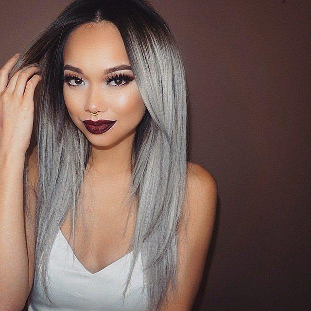 capelli grigi tinta casa