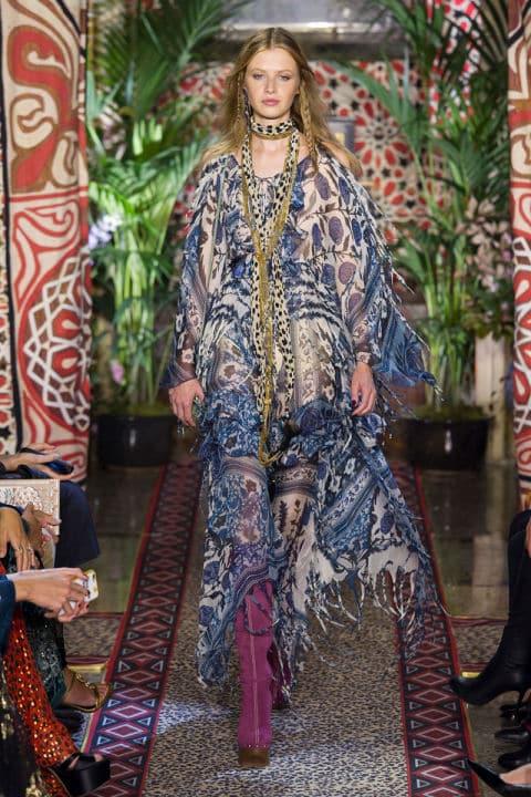 Tendenze moda primavera 2017 etnico