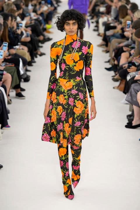 Tendenze moda primavera 2017 fiori