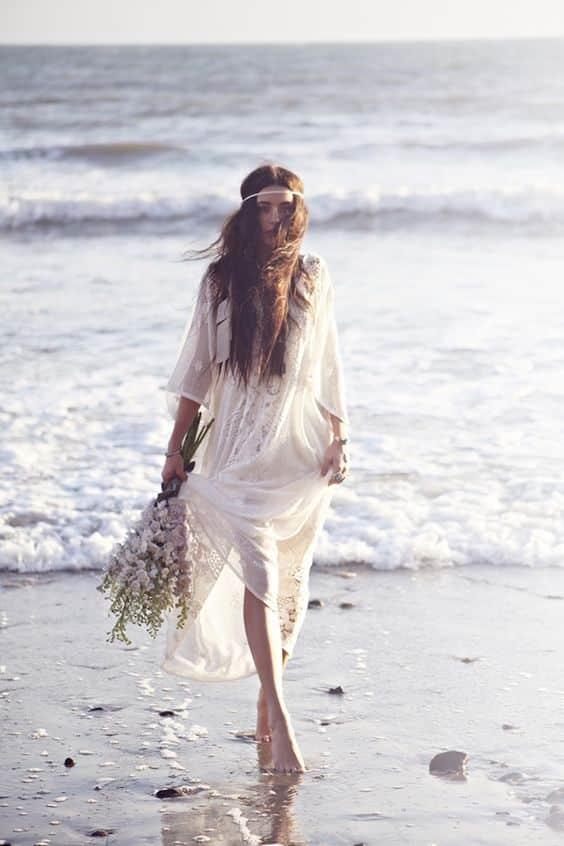matrimonio in spiaggia come vestirsi