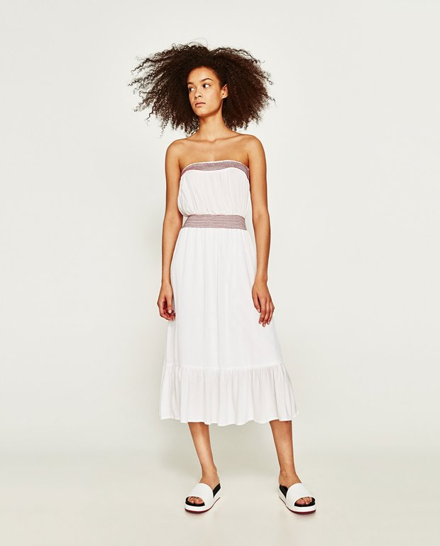 release date: 5dd52 c45de Un vestito bianco ed è subito estate! Qui trovi una super ...