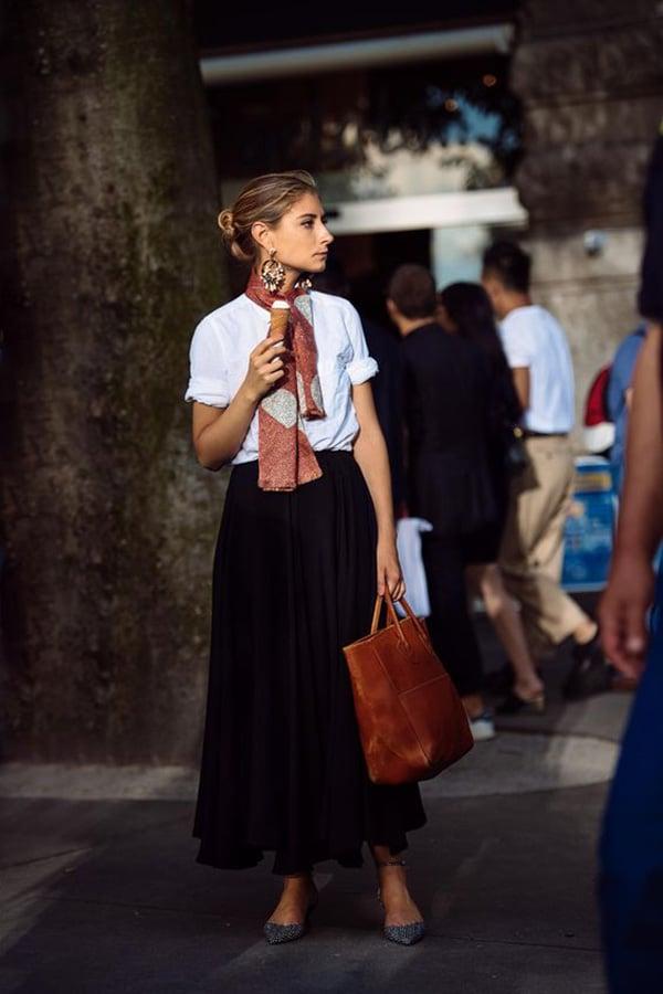 Il foulard protagonista dei look estivi