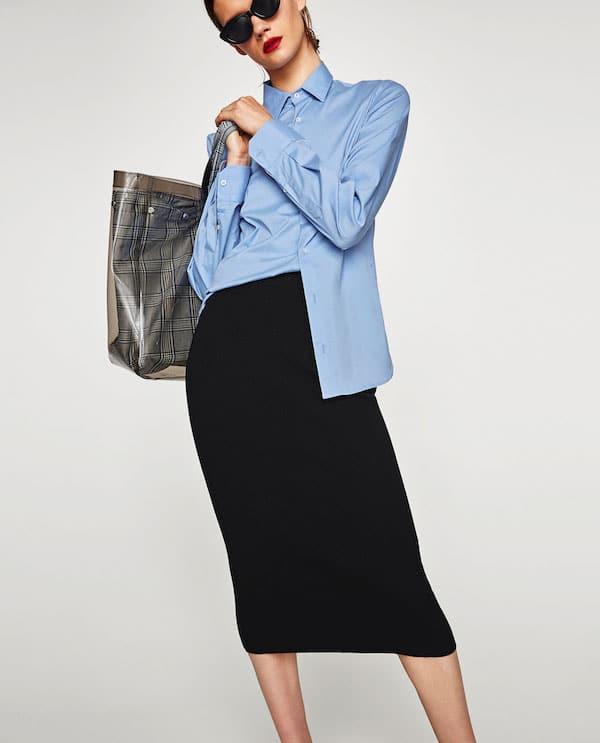 finest selection 4c193 2e7f7 Zara: la collezione autunno 2017 in 5 step