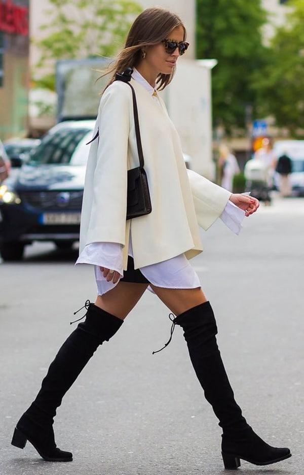 bene cerca l'originale cerca il meglio Stivali alti over the knee, come indossarli e sceglierli