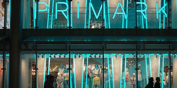 Negozi Primark in Italia