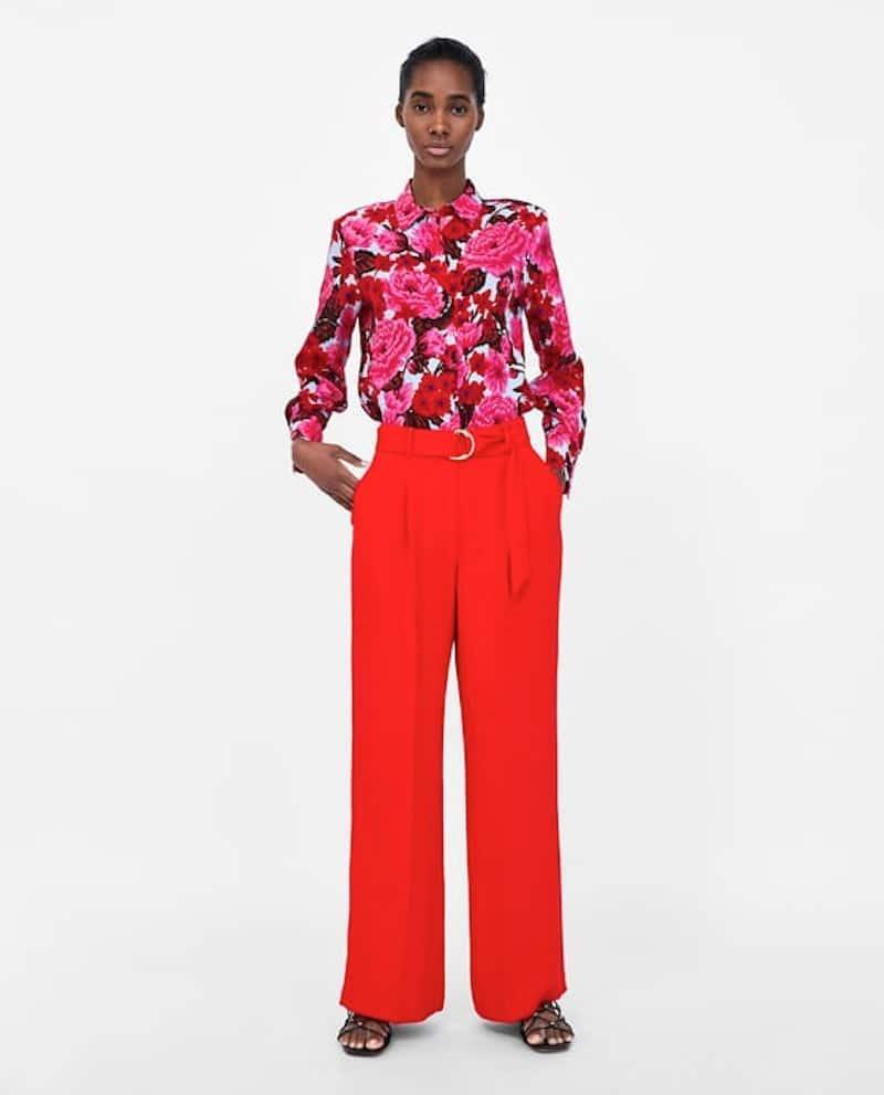Pantaloni palazzo: come indossarli e abbinarli?